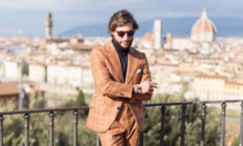 Un traje perfecto para Pitti Uomo