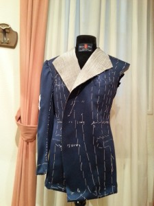 como hacer una chaqueta a medida