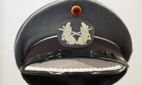 gorra artesanal ejercito